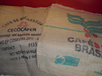 Burlap Coffee Bags for More than Just Specialty Coffee